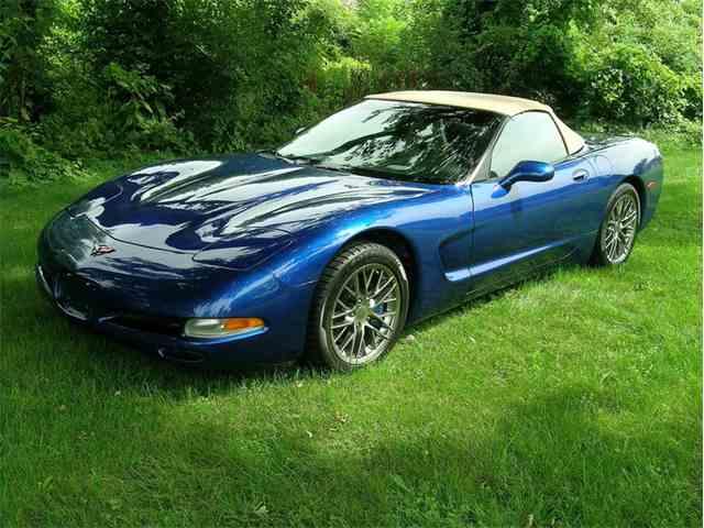 2002 Chevrolet Corvette | 1037232