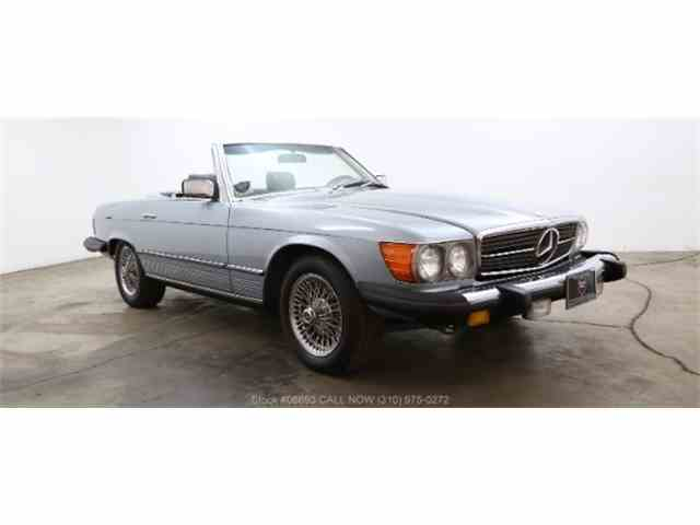 1983 Mercedes-Benz 380SL | 1037240