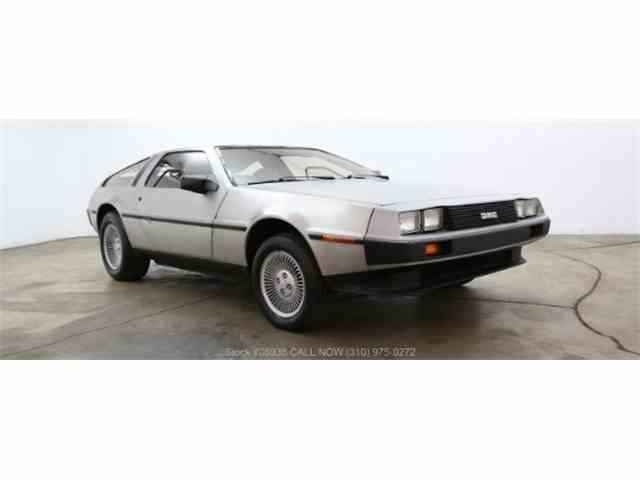 1981 DeLorean DMC-12 | 1037249