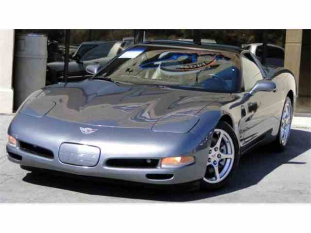 2003 Chevrolet Corvette | 1030725