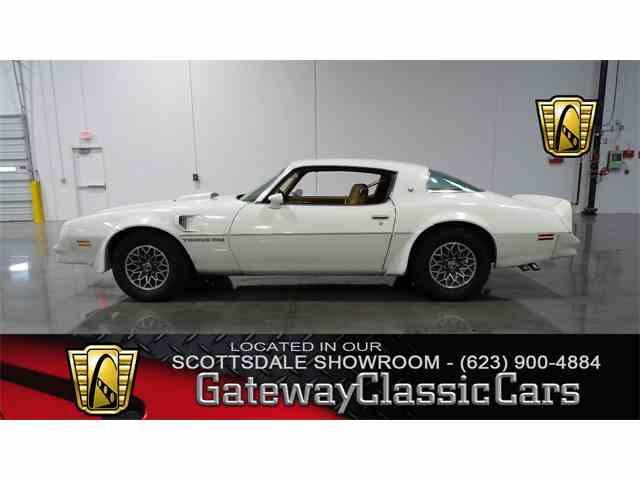 1978 Pontiac Firebird Trans Am | 1037251