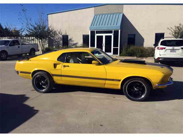 1969 Ford Mustang | 1037289