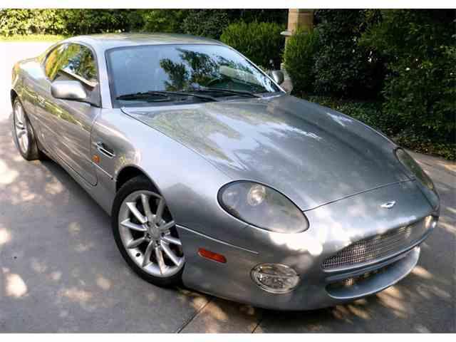2001 Aston Martin DB7 Vantage Volante | 1037318
