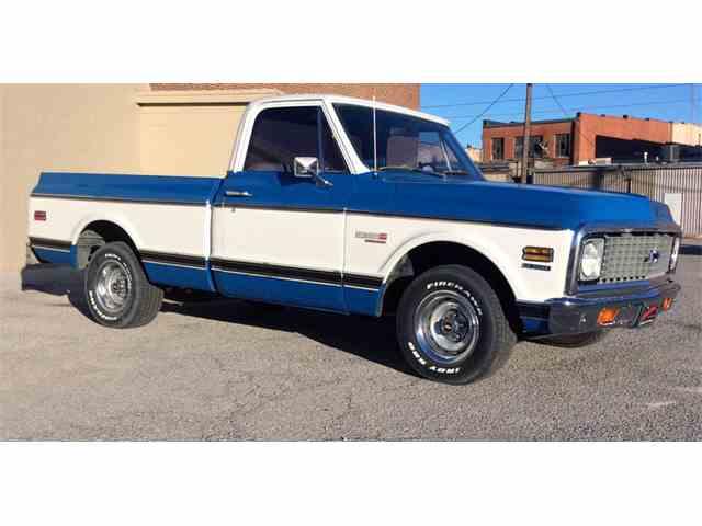 1972 Chevrolet Cheyenne | 1037319