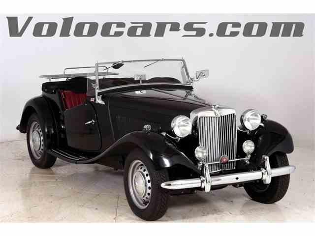 1952 MG TD | 1037336