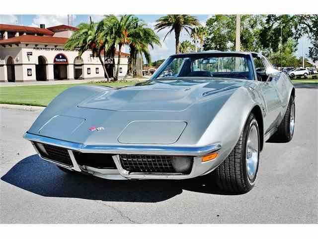 1971 Chevrolet Corvette | 1030734