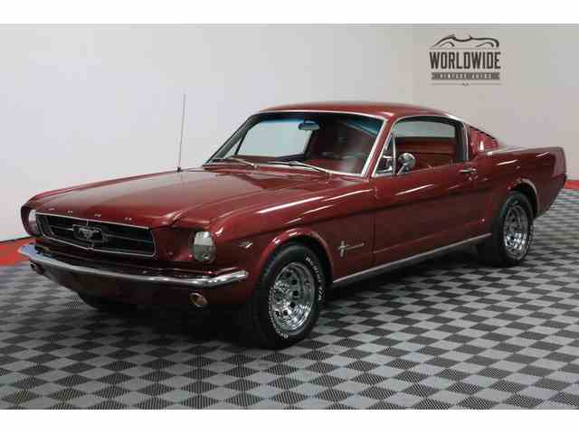 1965 Ford Mustang | 1037343