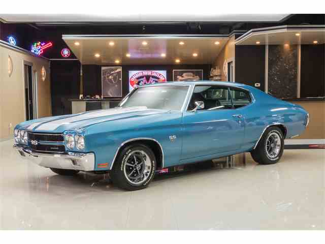 Picture of '70 Chevelle - M8F5
