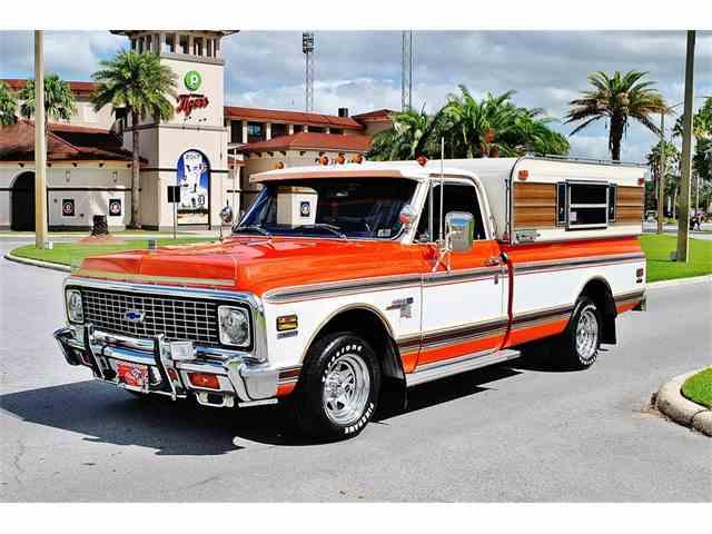1972 Chevrolet C10 | 1037354