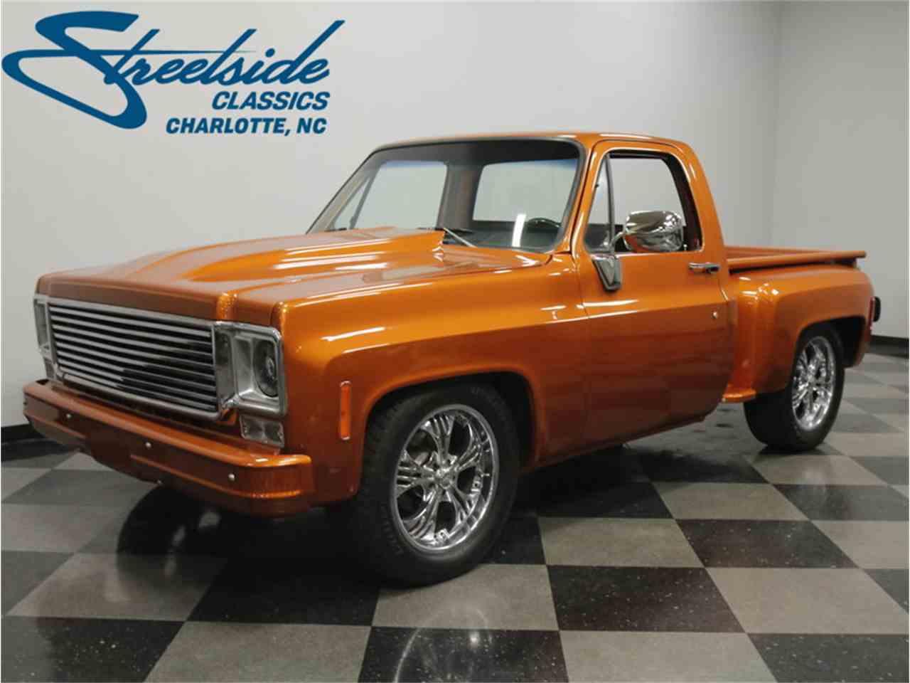 1977 Chevrolet C10 Custom Deluxe for Sale | ClassicCars.com | CC ...