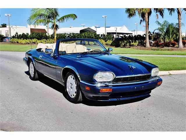 1996 Jaguar XJS   1037369