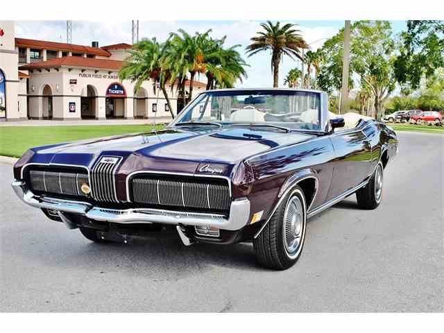 1970 Mercury Cougar XR7 | 1037381