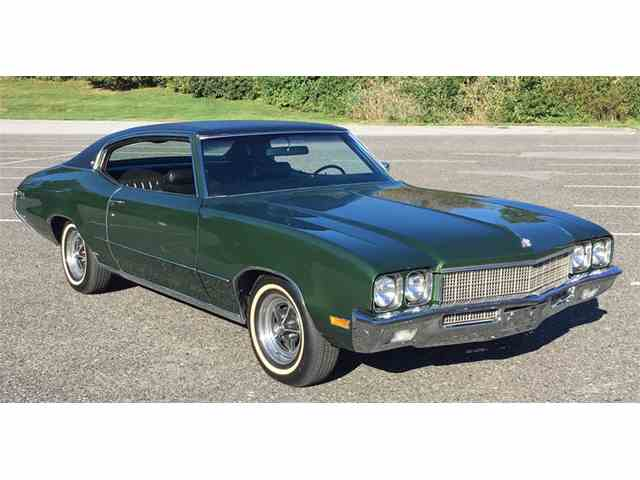 1972 Buick Skylark | 1037394