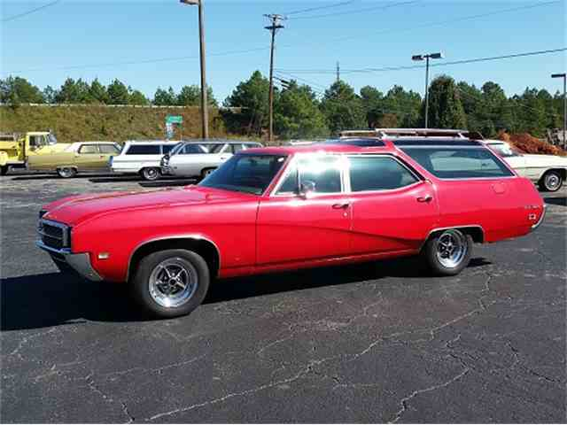 Picture of '69 Sport Wagon - M8GS