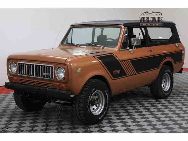 1977 International Scout | 1037406