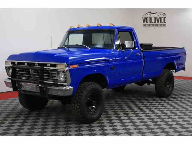 1975 Ford F250 | 1037419