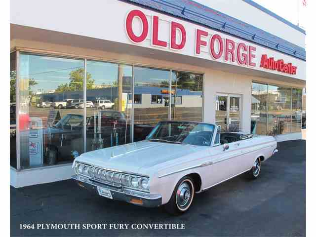 1964 Plymouth Sport Fury | 1030742