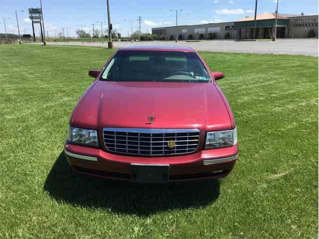 1998 Cadillac Sedan DeVille | 1037423