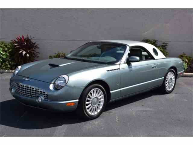 2004 Ford Thunderbird | 1030743