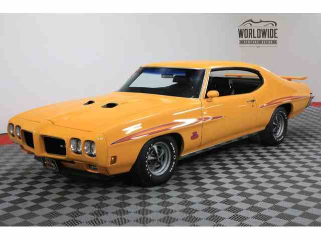 Picture of '70 GTO (The Judge) - M8HJ