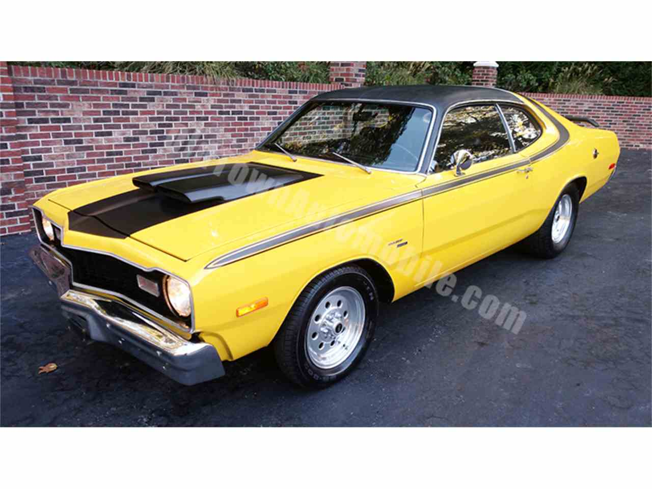 Large Picture of '73 Dart - M8HK