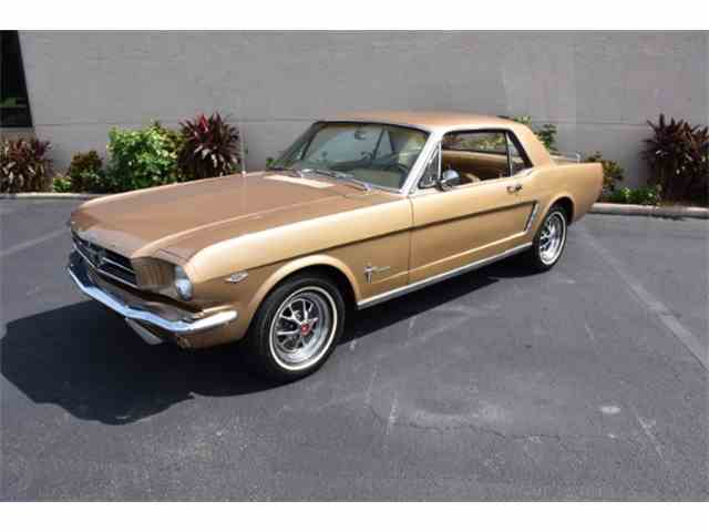 1965 Ford Mustang | 1030744