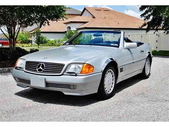 1991 Mercedes-Benz 300SL | 1030747