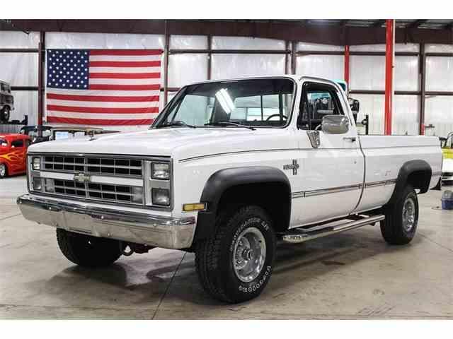 1986 Chevrolet K-10 | 1037474