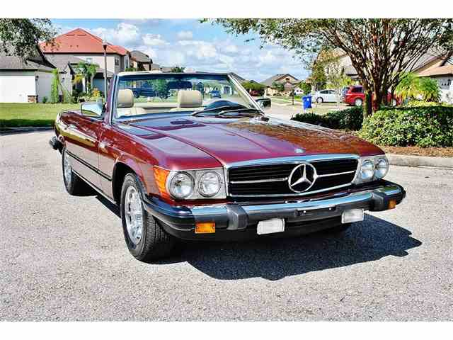 1985 Mercedes-Benz 380SL | 1030751