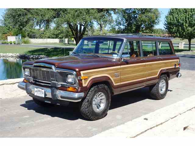 Picture of '83 Wagoneer - M8JU