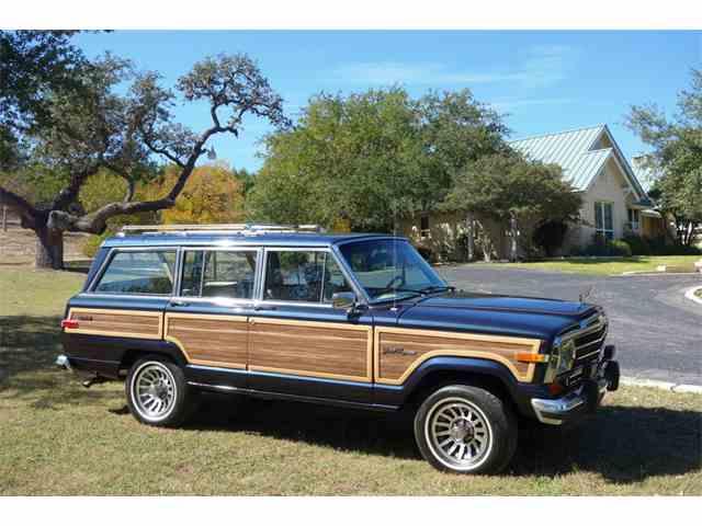 1991 Jeep Wagoneer   1037515