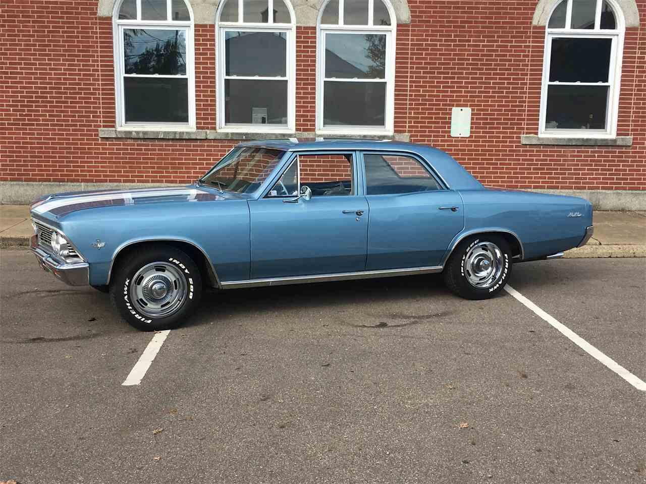 1966 Chevrolet Malibu for Sale | ClassicCars.com | CC-1037518