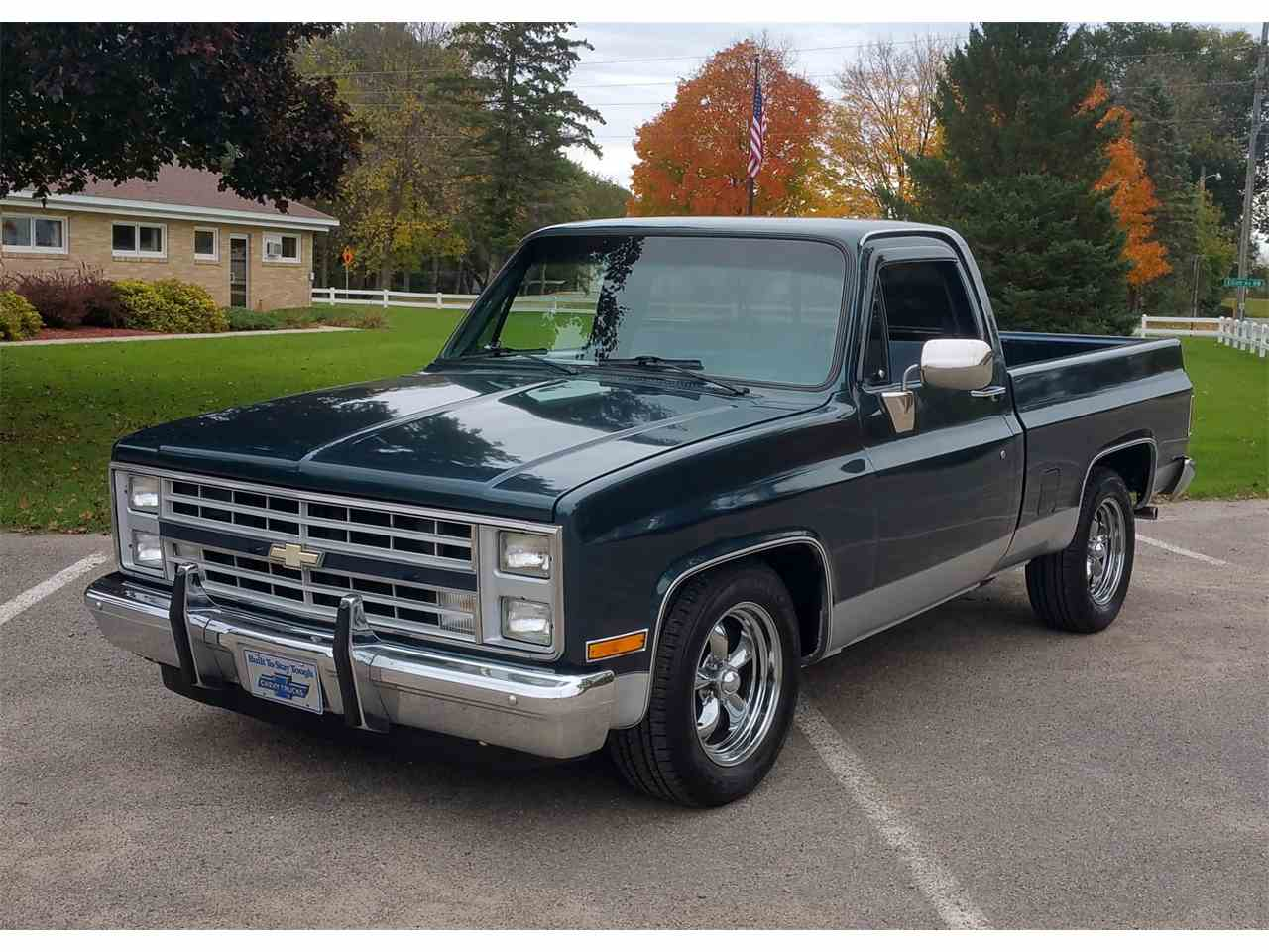 All Chevy chevy 1986 c10 : All Chevy » 1986 C10 Chevy - Old Chevy Photos Collection, All ...