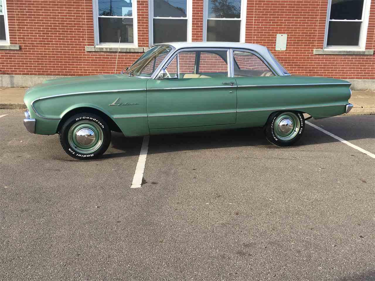 1961 ford falcon for sale classiccarscom cc1037524