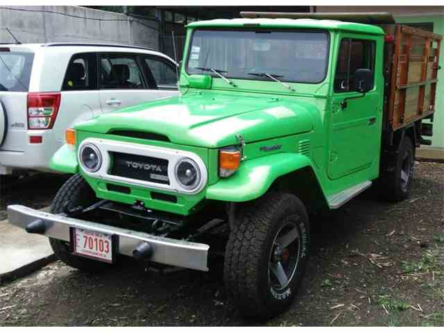 1978 Toyota Land Cruiser FJ45 Pickup | 1037534