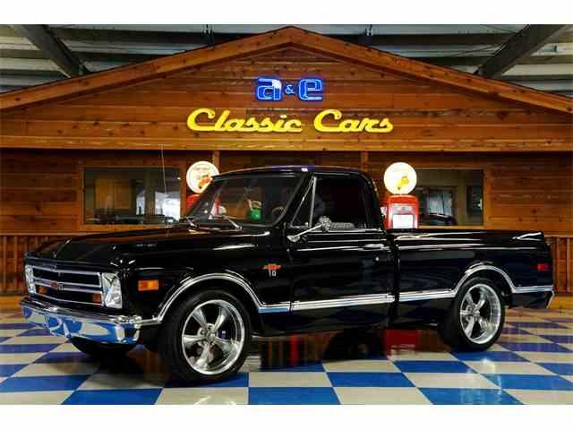 1968 Chevrolet C10 | 1037536