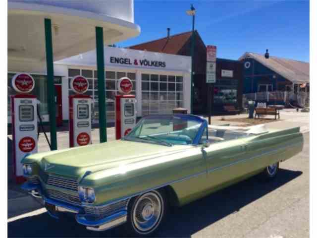 1964 Cadillac DeVille | 1037549