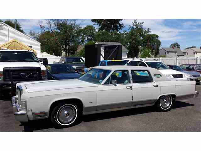 Picture of '79 Lincoln Town Car - $10,000.00 Offered by a Private Seller - M8KZ