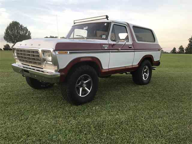 1978 Ford Bronco | 1037561