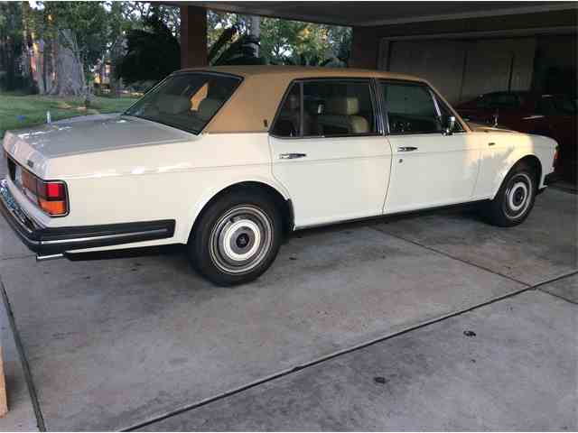 1985 Rolls-Royce Silver Spur | 1037566