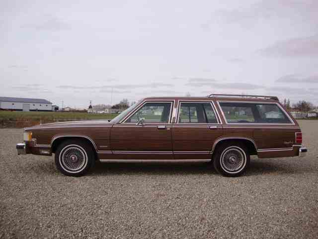 1984 Mercury Colony Park Wagon | 1037568