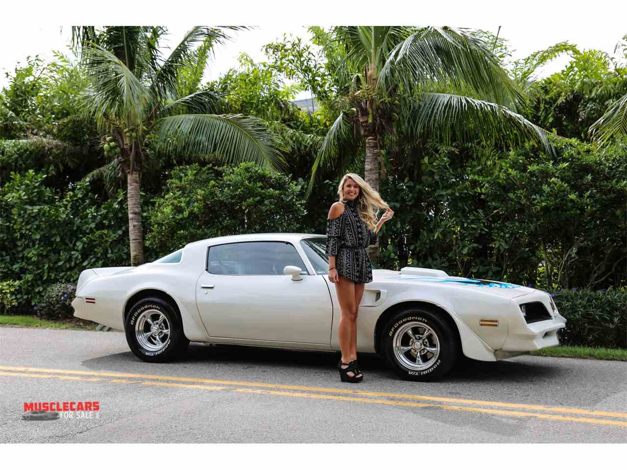 1977 Pontiac Firebird Trans Am for Sale | ClassicCars.com | CC-1037583
