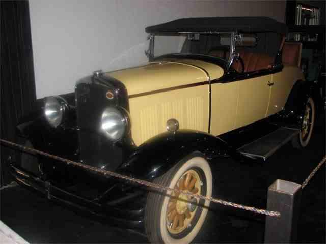 1929 DeSoto Convertible | 1037584