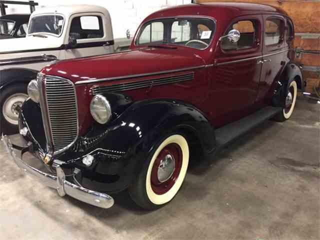 1938 Dodge 4-Dr Sedan | 1037590