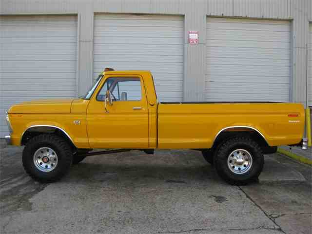 Picture of '74 F250 - M8LZ
