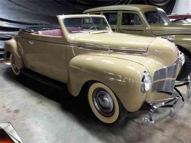1940 Dodge Convertible | 1037595
