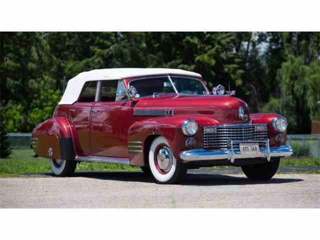 Picture of '41 Cadillac Series 62 located in ILLINOIS Offered by a Private Seller - M8MG