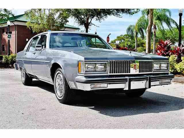 1982 Oldsmobile 98 | 1030761