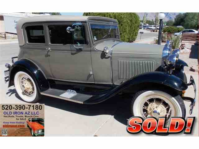 1931 Ford Model A | 1037611