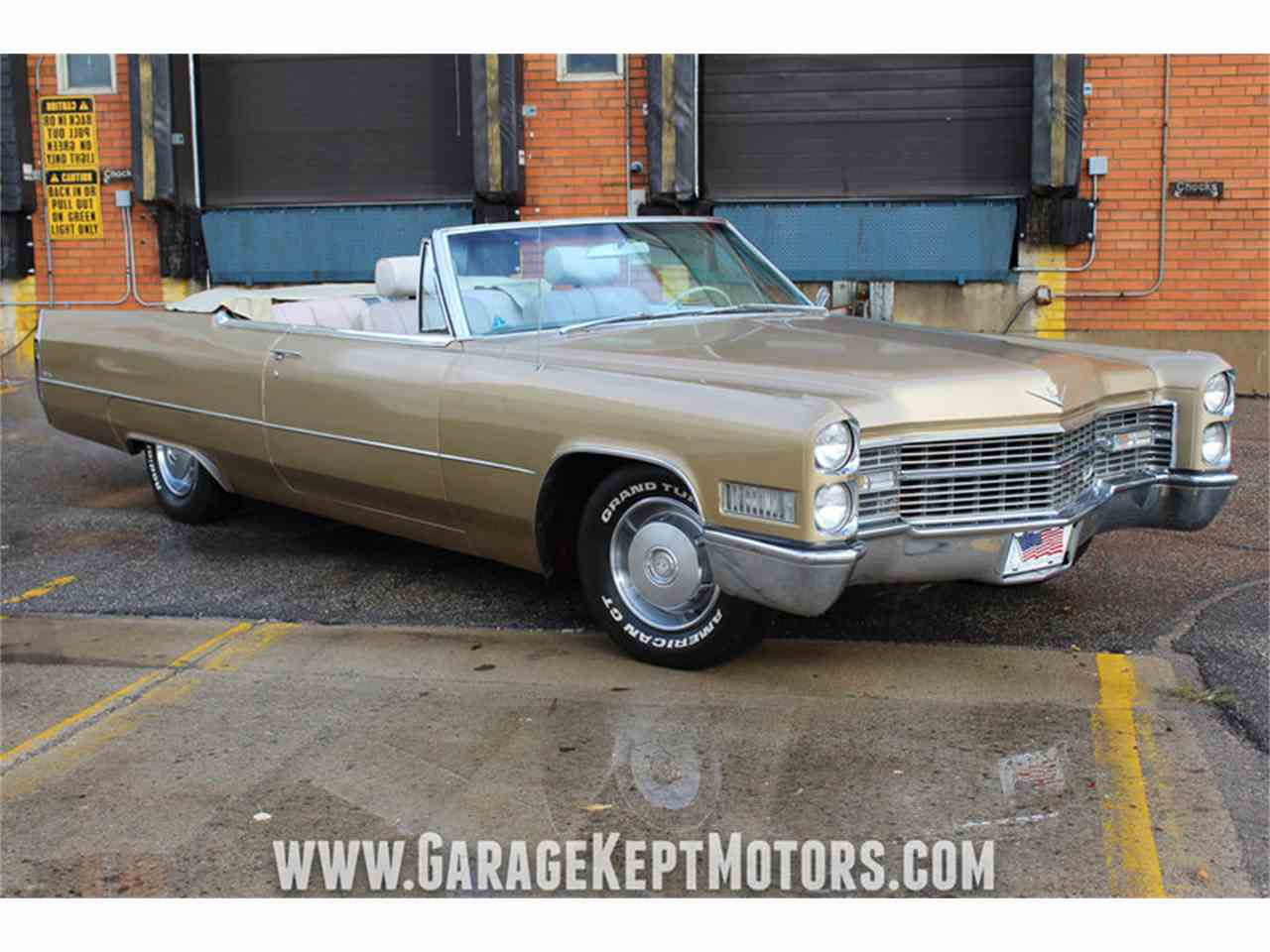 1956 cadillac deville for sale on classiccars com 9 - 1966 Cadillac Deville 1037622